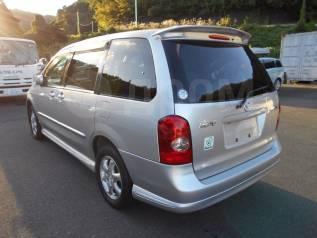Дверь боковая. Mazda MPV, LW3W Двигатели: L3, L3DE, L3VDT, L3VE