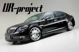 Обвес кузова аэродинамический. Lexus LS600h, UVF45, UVF46 Lexus LS460 Двигатель 2URFSE