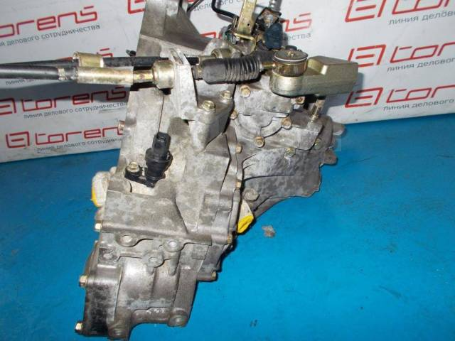 МКПП на HONDA HR-V D16A SEV 2WD. Гарантия, кредит.