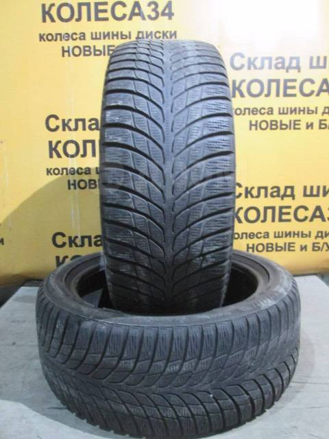 Bridgestone Blizzak LM-32S, 225/45 R17. Зимние, без шипов, 10%, 2 шт
