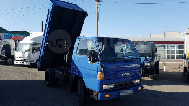 Mazda Titan. 4л. , самосвал 3 тонны, 4 000куб. см., 3 000кг.
