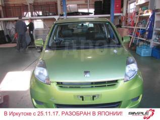 Toyota Passo. KGC10, 1KR