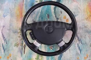Руль. Chevrolet Lacetti, J200 Двигатель F16D3