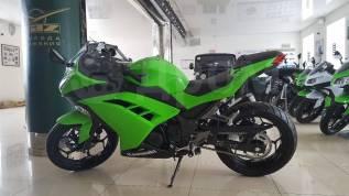 Kawasaki Ninja 300. 296куб. см., исправен, птс, без пробега