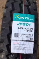 Jinyu. Всесезонные, 2017 год, без износа, 1 шт