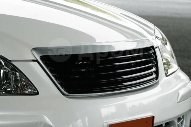 Решетка радиатора. Toyota Crown, GRS180, GRS182, GRS184, GRS181, GRS183 Двигатели: 3GRFSE, 2GRFSE, 4GRFSE