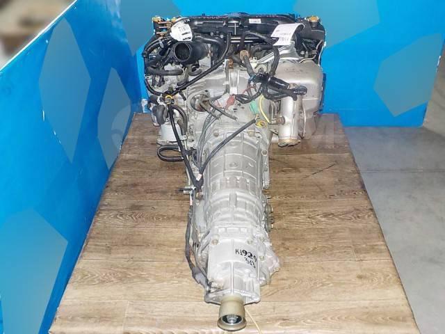 АКПП. Subaru Legacy, BP5 Subaru Bistro Двигатель EJ20X