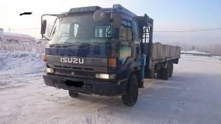 Isuzu V340. Манипулятор Isuzu, 13 000куб. см., 3 000кг.