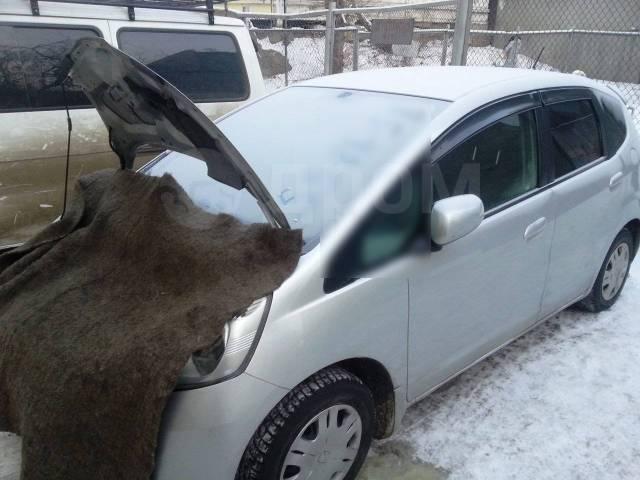 Отогрев авто в Чите.
