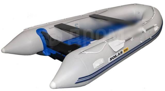 Solar 420. 2017 год год, длина 4,20м., двигатель подвесной, 25,00л.с., бензин