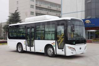 Yutong ZK6852HG. Городской газовый автобус , 60 мест, В кредит, лизинг