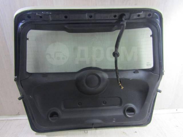 Крышка багажника. Mini Hatch, R56 Двигатели: N12B16, N14B16, N14B16C
