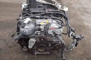 Двигатель в сборе. Infiniti: FX30d, G35, QX70, M45, FX50, M35, Q40, G25, QX50, G37, EX35, FX35, EX37, EX25, FX37 Двигатель VQ35HR
