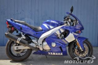 Yamaha YZF 600. 600куб. см., исправен, птс, без пробега