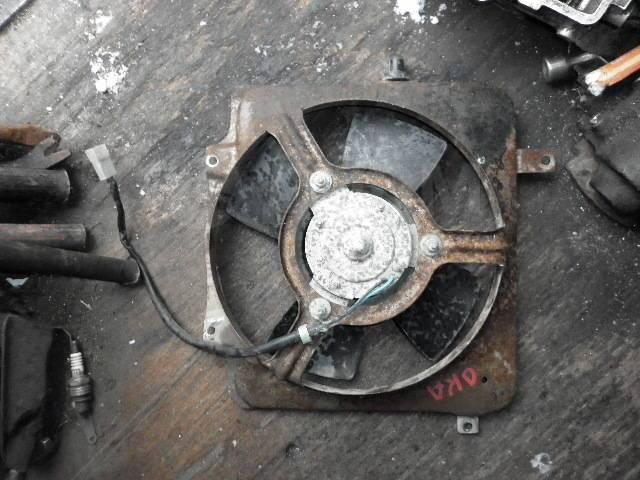Вентилятор охлаждения радиатора. Лада 1111 Ока, 1111