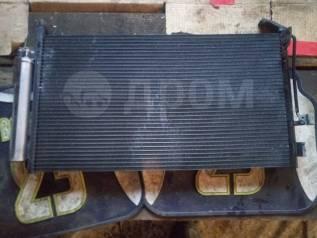 Радиатор кондиционера. Subaru Forester, SG5, SG9, SG9L Двигатели: EJ202, EJ203, EJ205, EJ255