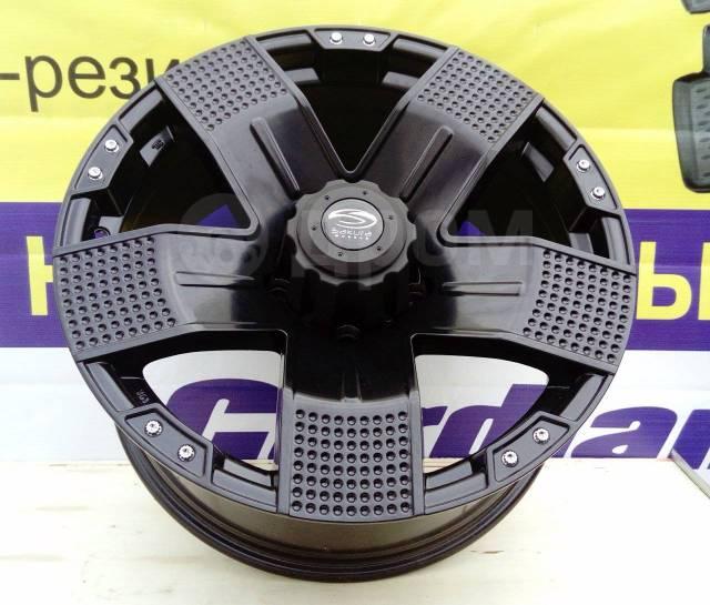 """Sakura Wheels. 9.0x20"""", 5x150.00, ET20, ЦО 110,5мм."""