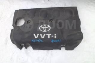 Крышка двигателя. Toyota: Allion, Platz, Allex, ist, Vios, WiLL Vi, Corolla, Probox, Yaris Verso, Raum, Echo Verso, WiLL Cypha, Succeed, Corolla Runx...
