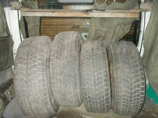 Dunlop Grandtrek SJ6. Зимние, без шипов, 2010 год, 5%, 4 шт
