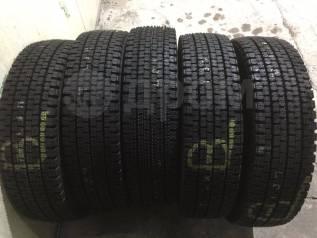Dunlop Dectes SP001. Зимние, без шипов, 2017 год, без износа, 6 шт