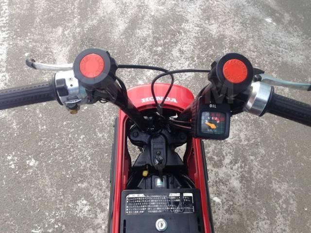Honda Motocompo. 49куб. см., исправен, без птс, без пробега