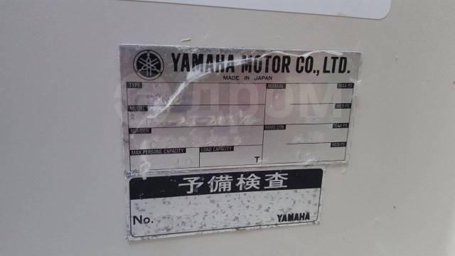 Yamaha FR-27. 1997 год год, длина 8,20м., двигатель стационарный