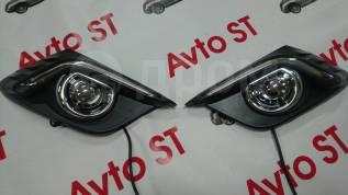 Ходовые огни. Mazda Axela, BM2FP, BM2FS, BM5AP, BM5AS, BM5FP, BM5FS, BMEFS, BYEFP, BM2AP, BM2AS, BMLFP, BMLFS Двигатели: P5VPS, PEVPH, PEVPR, SHVPTR...