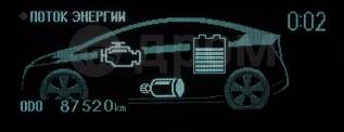 Русификация Toyota Prius ZWV30 Приус 30