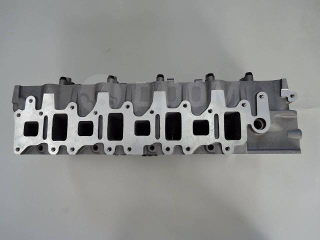 Головка блока цилиндров. Mitsubishi: 1/2T Truck, L200, Pajero, Delica, Nativa, Montero, Montero Sport, Pajero Sport, Challenger, Canter Двигатель 4M40