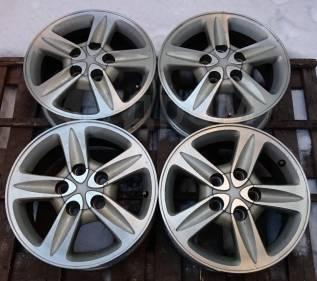 "Toyota. 6.5x15"", 5x114.30, ET50, ЦО 60,1мм."