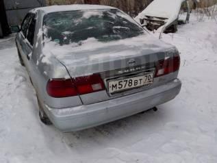 Nissan Sunny. FN14, GA15