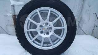 "Зимние колеса Dunlop DSX-2 185/65R15 Manaray Sport Smart 5x100.0. 6.0x15"" 5x100.00 ET45 ЦО 68,0мм."