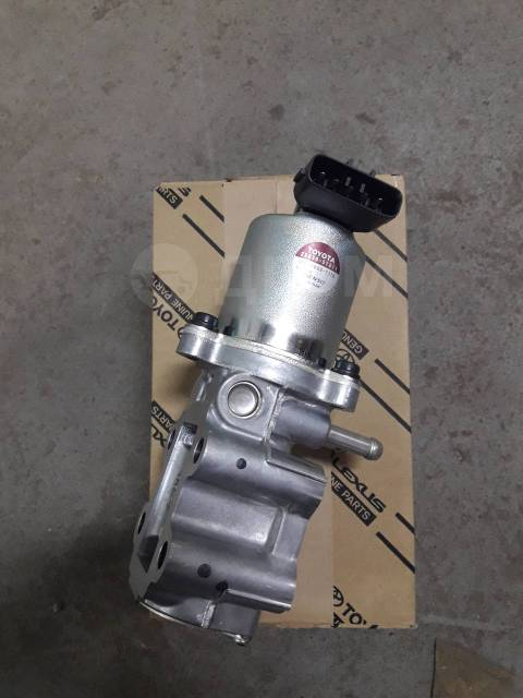 Клапан перепускной. Toyota Land Cruiser, VDJ200, VDJ76, VDJ78, VDJ79 Двигатель 1VDFTV