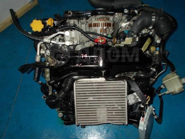 Двигатель в сборе. Subaru Legacy Subaru Impreza Subaru Legacy B4 Двигатель EJ20X