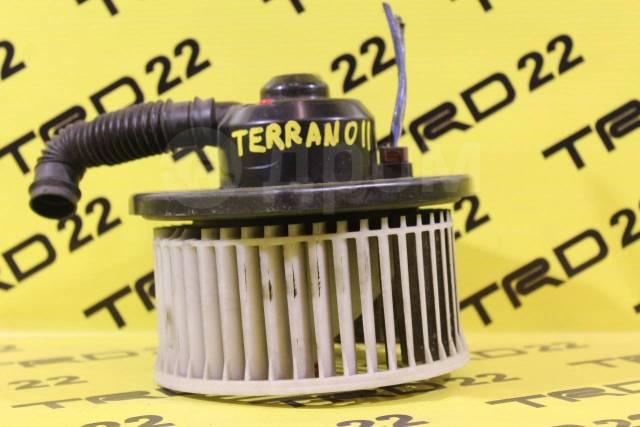 Мотор печки. Nissan Terrano, R20 Nissan Serena, C23M Nissan Terrano II, R20 Двигатели: KA24E, TD27T, TD27TI, ZD30, GA16DE, LD23, SR20DE
