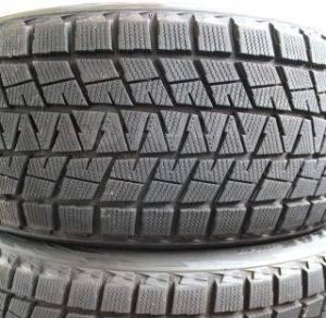 Bridgestone Dueler DM-01. Зимние, без шипов, 5%, 4 шт