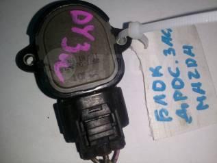 Датчик положения дроссельной заслонки. Mazda Demio, DY3W Двигатели: ZJVE, ZJVEM