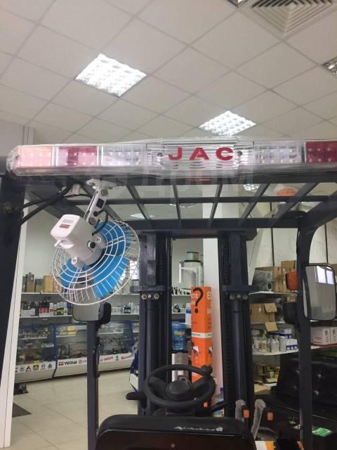 JAC. Погрузчик вилочный CPCD 15 в Барнауле, 1 500кг., Дизельный