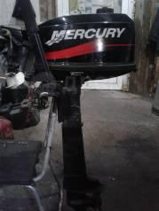 Mercury. 5,00л.с., 2-тактный, бензиновый, нога L (508 мм), 2014 год год