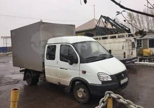 ГАЗ 3302. ГАЗ-3302, 2 000куб. см., 1 345кг.