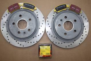 Колодки тормозные дисковые. Opel Insignia