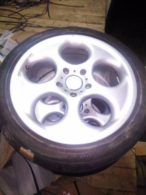 """860 Комплект колес rays. 7.0x17"""" 5x114.30 ET48"""