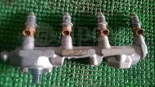 Топливная рейка. Mitsubishi Pajero Pinin, H67W, H77W Mitsubishi Pajero iO, H61W, H62W, H66W, H67W, H71W, H72W, H76W, H77W Двигатели: 4G94, 4G93