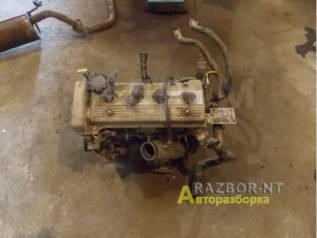 Двигатель в сборе. Geely MK
