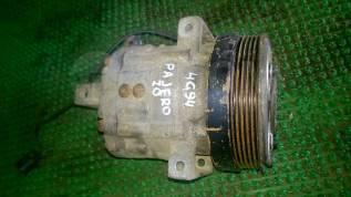 Компрессор кондиционера. Mitsubishi Pajero Pinin, H67W, H77W Mitsubishi Pajero iO, H61W, H62W, H66W, H67W, H71W, H72W, H76W, H77W Двигатели: 4G94, 4G9...