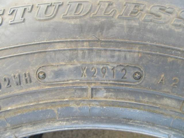 Dunlop SP LT 02. Зимние, без шипов, 2012 год, 10%, 2 шт