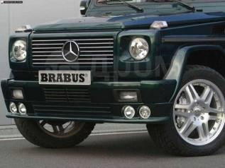 Губа. Mercedes-Benz G-Class, W463