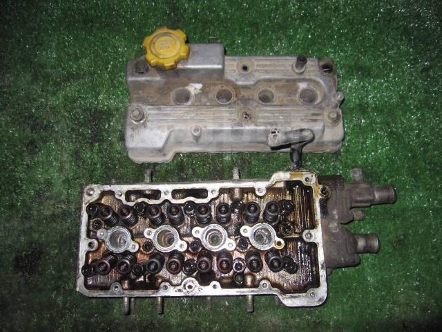 Головка блока цилиндров. Subaru: Pleo, R2, R1, Sambar, Stella Двигатели: EN07S, EN07D, EN07F