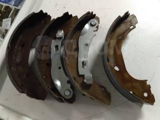 Колодки тормозные барабанные. Renault Kangoo Citroen Jumper Nissan Primera, P11E Fiat Ducato Peugeot Boxer Двигатели: D4D, D4F, D7D, D7F, E7J, F8Q, F9...