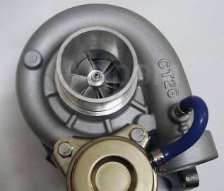 Новая турбина СТ12, CT12B, CT26, CT9, 2С, 3C, 1KZ, Toyota 1VD-FT в